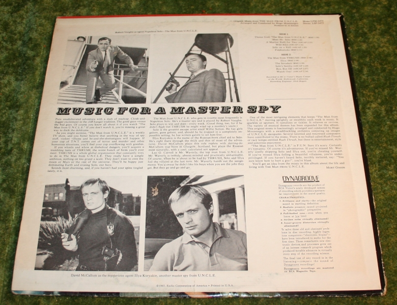 MFU Music from stereo LP (3)