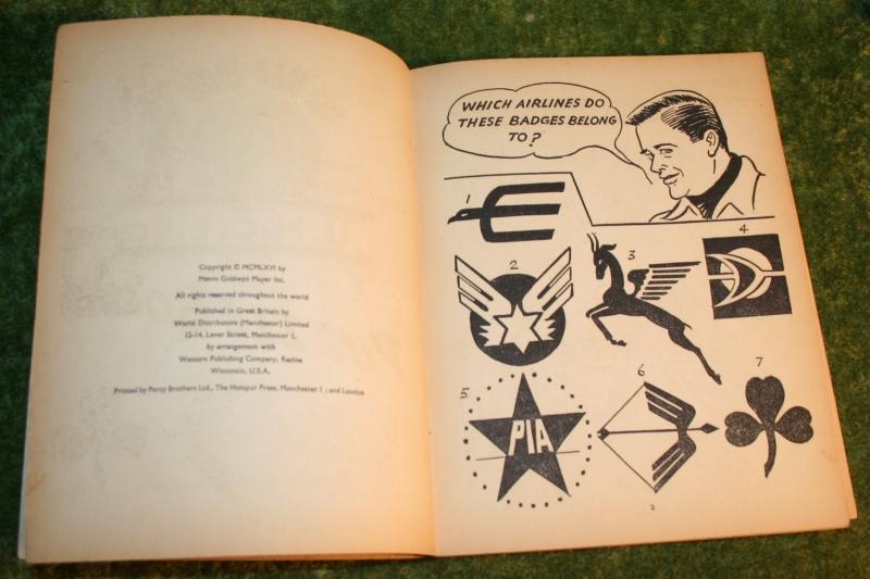 MFU puzzle book