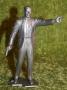 MFU plastic figs silver mr waverly