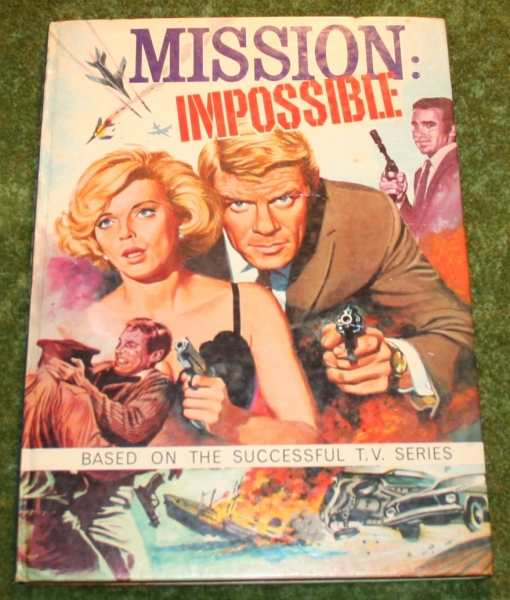 mission impossible 2nd annual