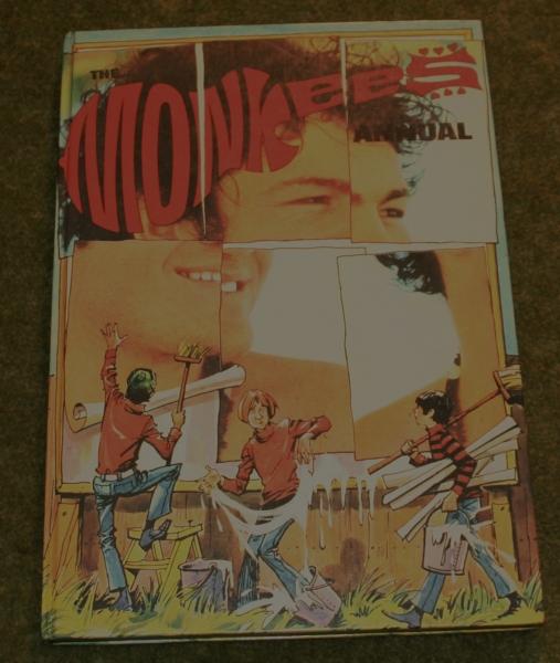 monkees annual (c) 1969
