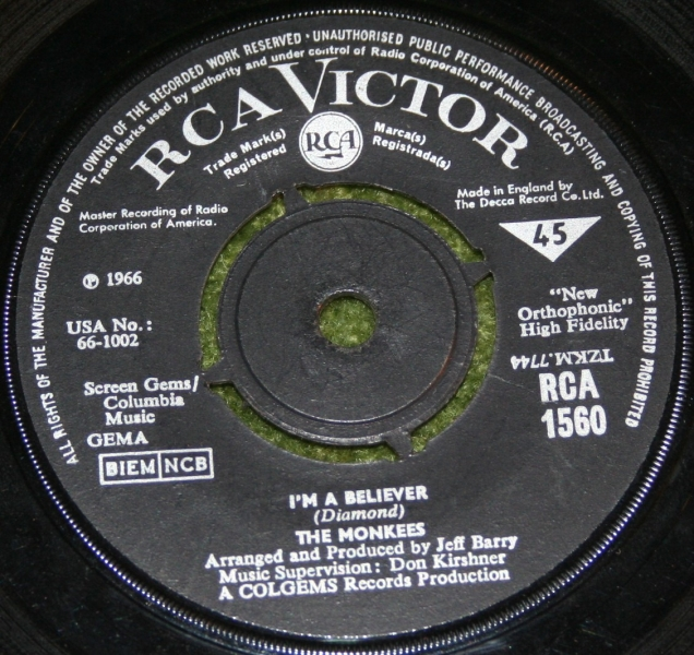 monkees i'm a believer (2)