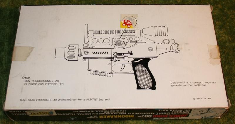 007 moonraker gun