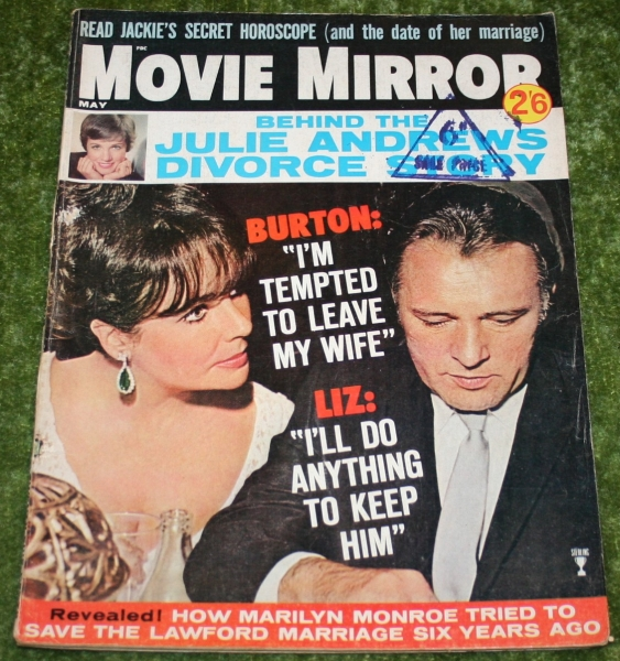 movie mirror may 1966