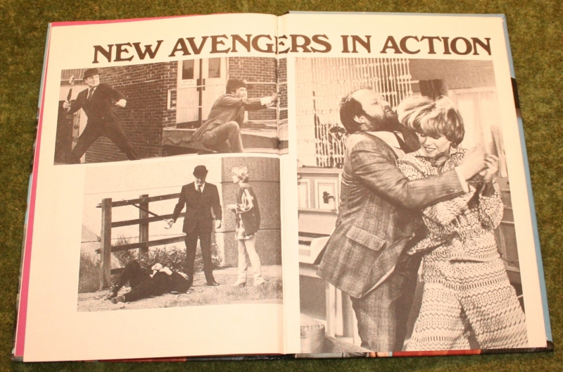 New Avengers Annual (c) 1978 (9)