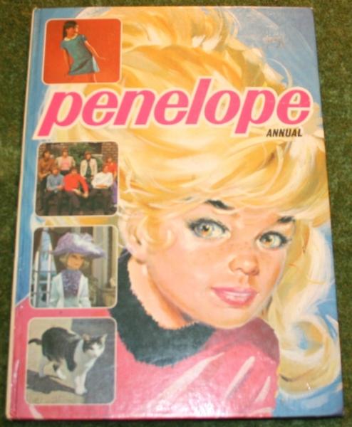 penelope annual (c) 1969 (2)