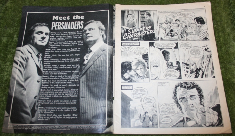 Persuaders Holiday special (3)