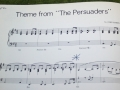 Persuaders Sheet music (2)