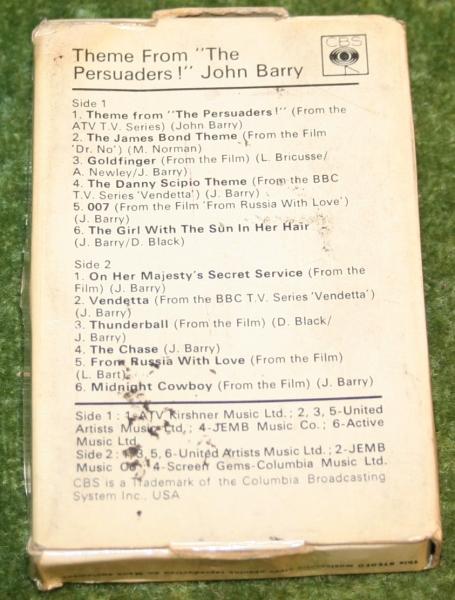 persuaders cassette tape album (3)