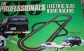 Professionals slot car set (6)