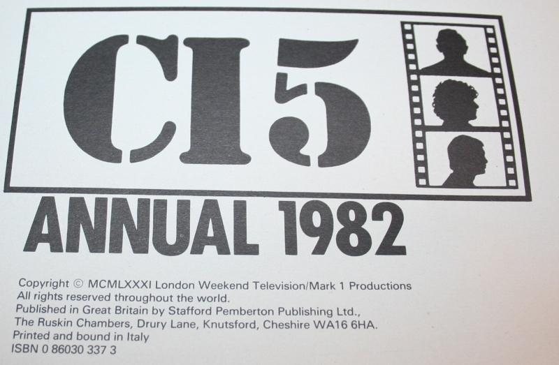 Professionals Annual 1982 (2)