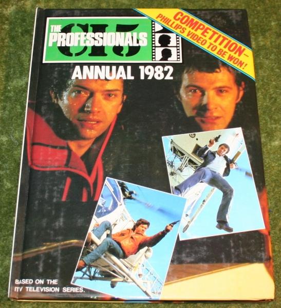 Professionals Annual 1982