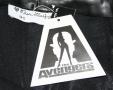 Avengers Movie Emma Peel trousers Black PVC (2)