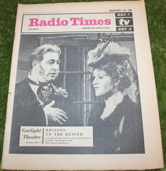 radio times 1965 august 14-20 (2)