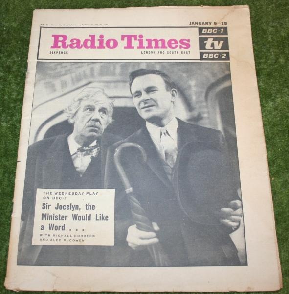 radio times 1965 january 9-15 (2)