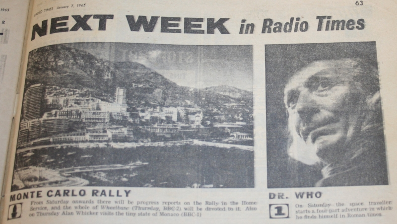 radio times 1965 january 9-15