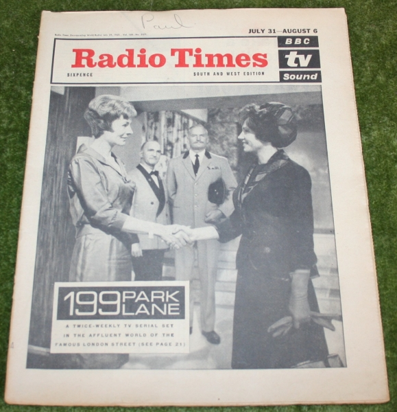 Radio times 1965 July 31 - August 6 (2)