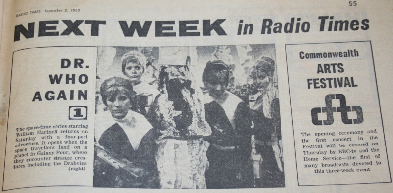 radio times 1965 sept 4-10