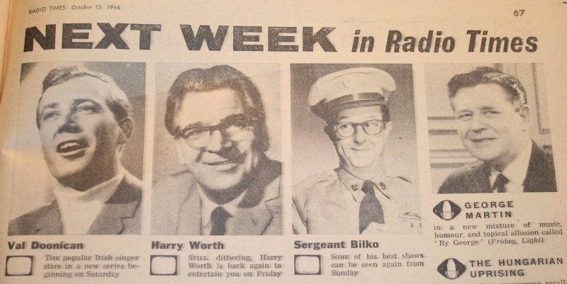 Radio Times 1966 Oct 15 - 21