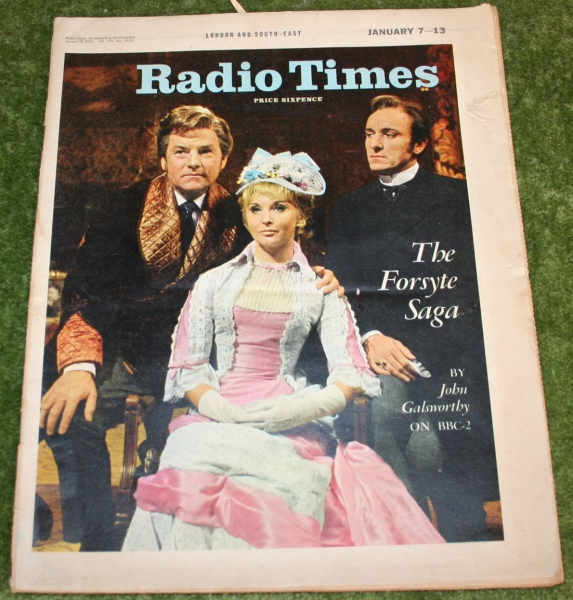 Radio Times 1967 January 7-13 (2)