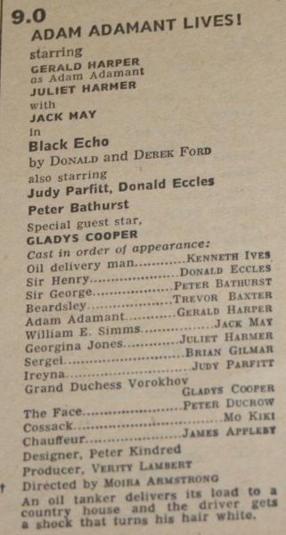 Radio Times 1967 January 7-13 (8)