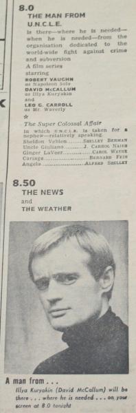 Radio Times 1967 January 7-13