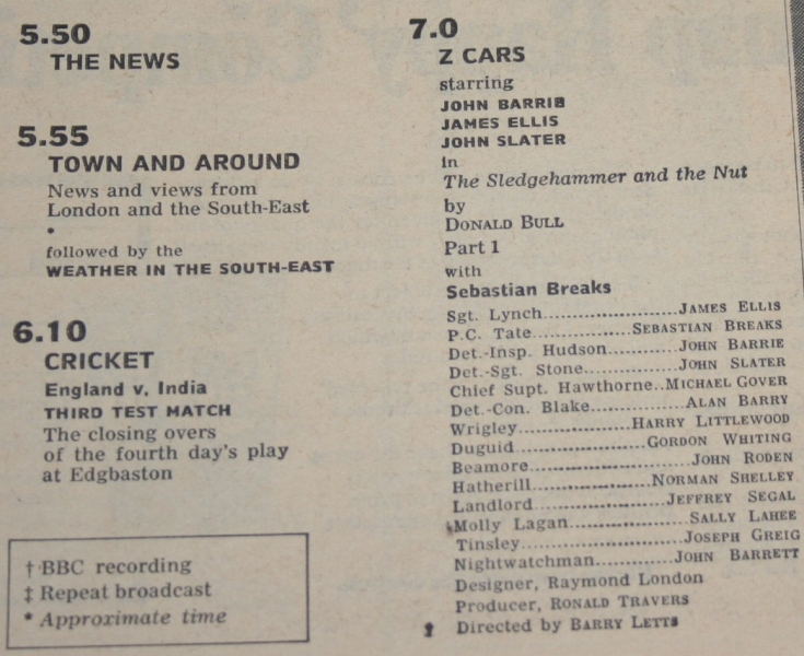 Radio Times 1967 July 15-21 (8)