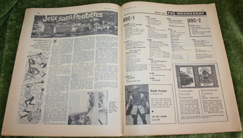 Radio Times 1967 July 8-14 (10)