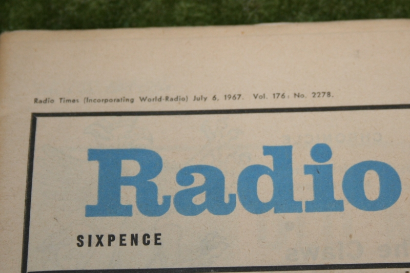 Radio Times 1967 July 8-14 (2)
