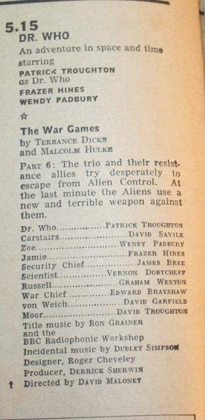 Radio Times 1969 may 24 -30 (3)