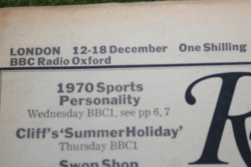 Radio Times 1970 12-18 December (3)