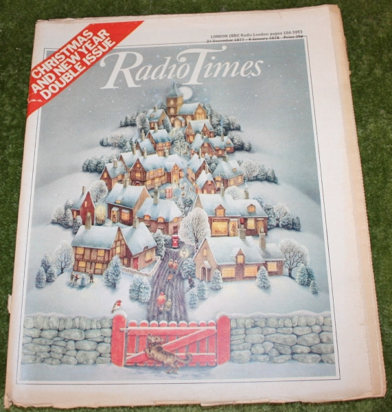 radio times 1977-78 dec 24 - jan 6