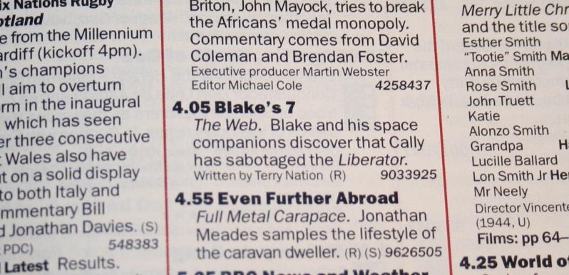 Radio Times 2000 March 18-24 (7)