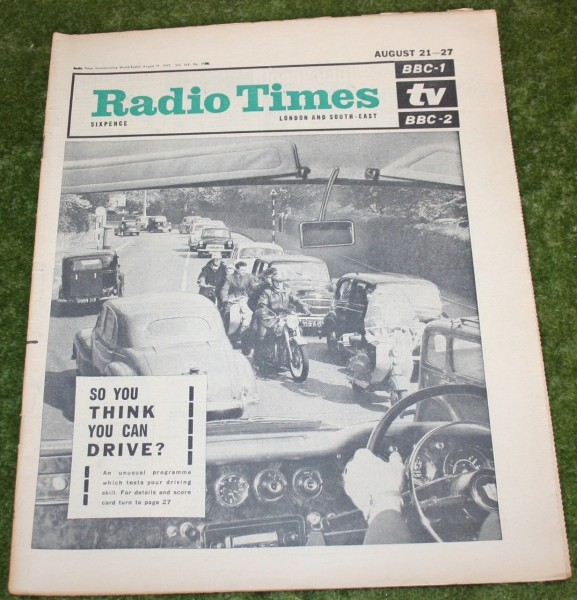 radio times 1965 august 21-27 (2)