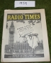 Radio Times INcompleate issues (2)