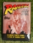 Raiders of the Lost Ark Unopened Gum pack (31)