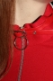 Avengers Movie Emma Peel Red Catsuit (6)