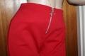 Avengers movie Emma Peel Trousers Red jersey (4)