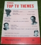 Robbins Top TV themes Sheet music