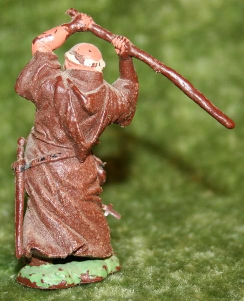 Robin Hood Herald figures Friar Tuck (2)