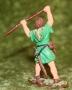 Robin Hood Herald figures Little John