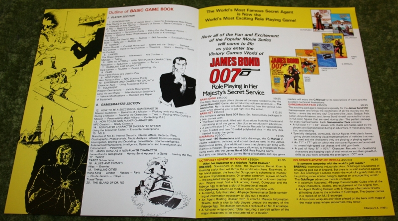 007 Role playing game leaflet (4)