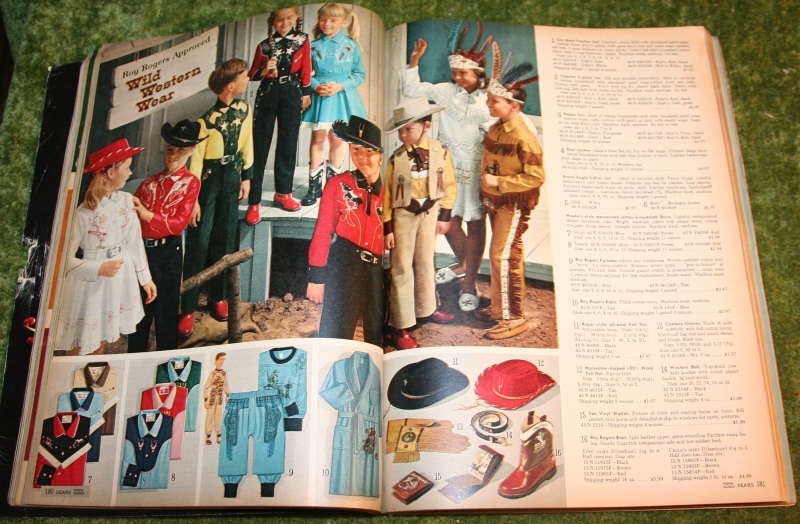 sears christmas catalog 1965