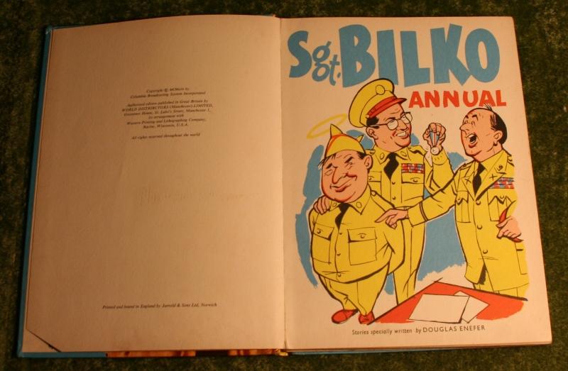 Sgt Bilko annual (4)