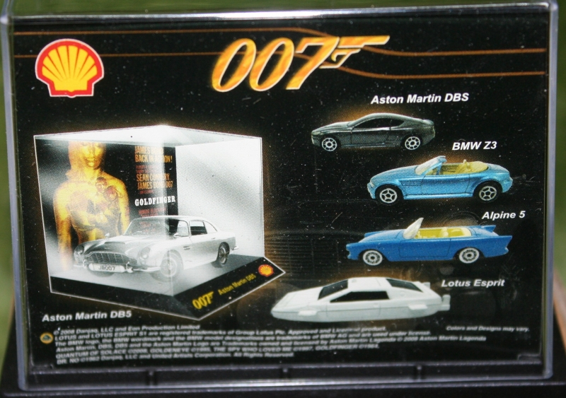 Shell 007 car set (10)