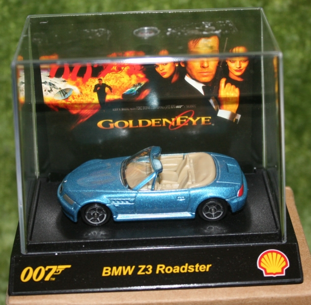 Shell 007 car set (3)