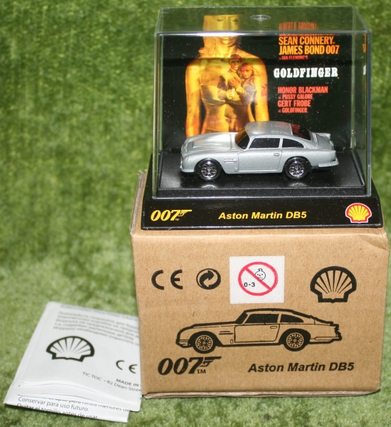 Shell 007 car set (4)