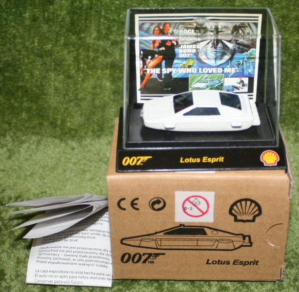 Shell 007 car set (8)