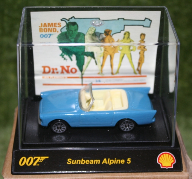 Shell 007 car set (9)
