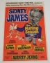 Sid James theatre poster